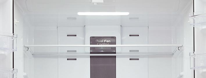 Хладилник HITACHI R-WB480PRU2 - вашият нов японски инверторен хладилник Хитачи